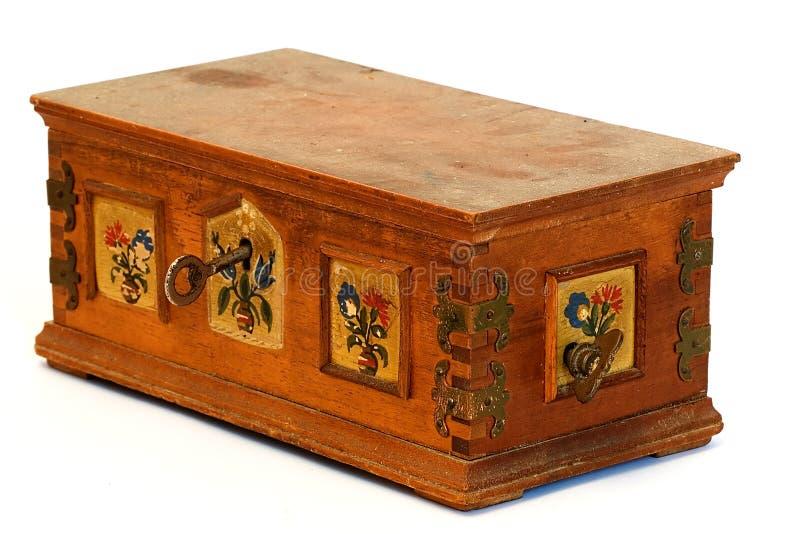pudełkowaty muzyczny stary fotografia royalty free