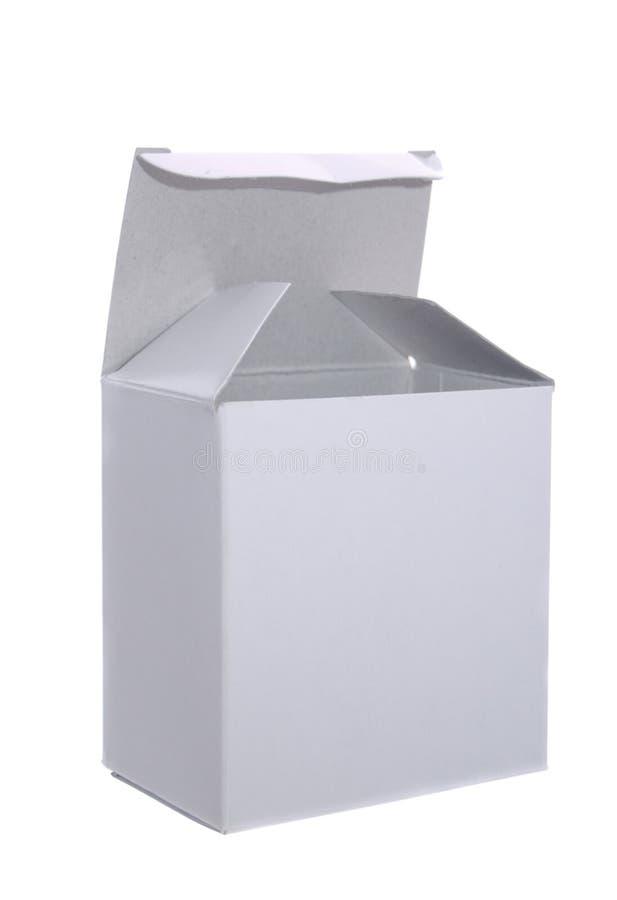 pudełkowaty papier obrazy stock