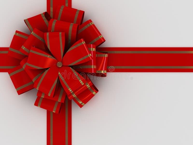 pudełkowaty prezent royalty ilustracja