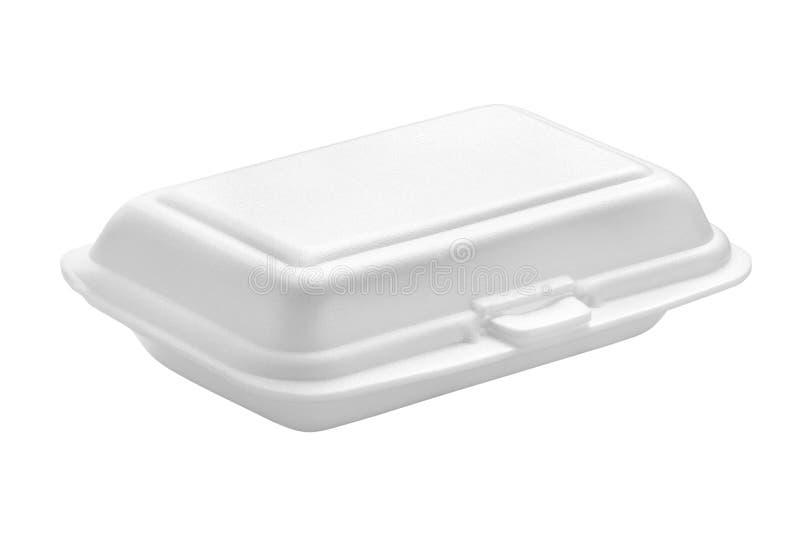 pudełkowaty styrofoam zdjęcia royalty free