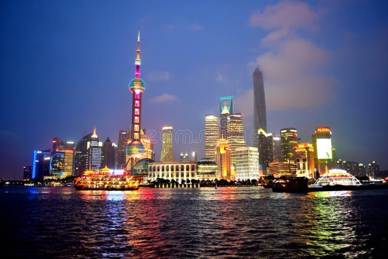 Pudong, Σαγκάη στοκ εικόνες