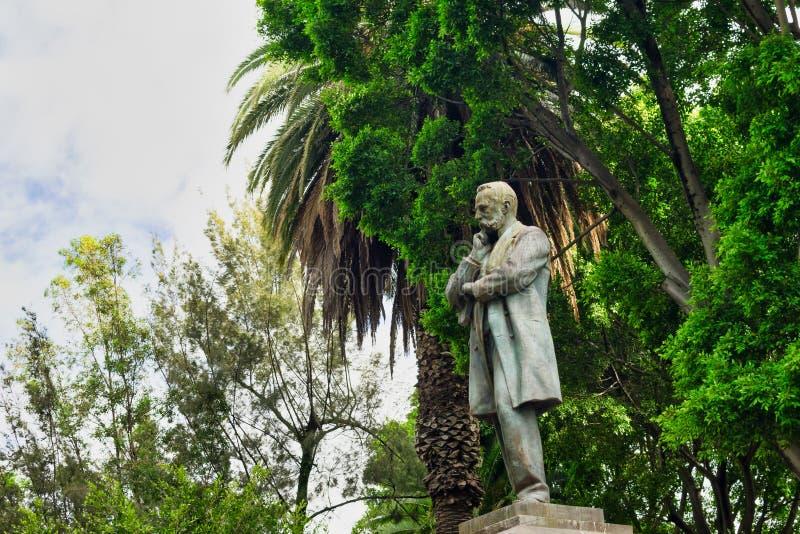 Puebla, Άγαλμα του Μεξικού στοκ φωτογραφία με δικαίωμα ελεύθερης χρήσης