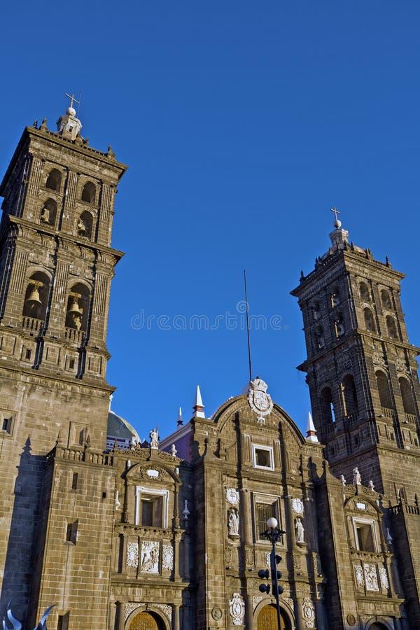 Puebla centrale, Mexique photos stock