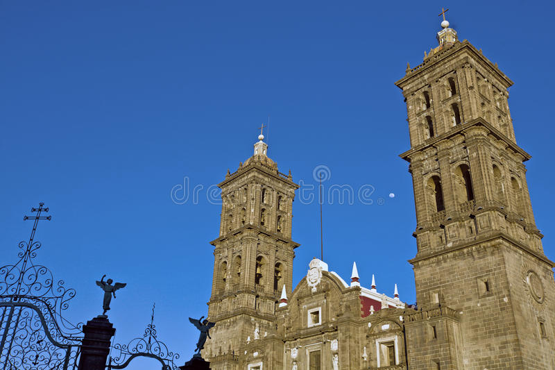 Puebla centrale, Mexique photos libres de droits