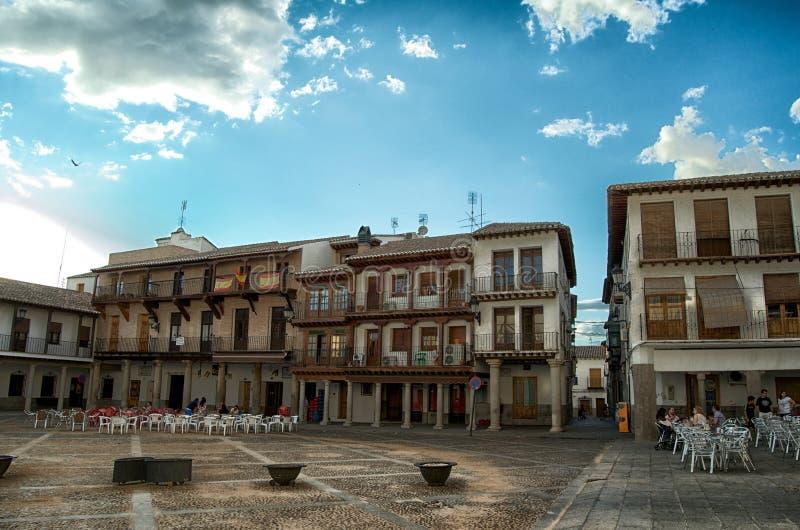 Puebla DE Montalban stock fotografie