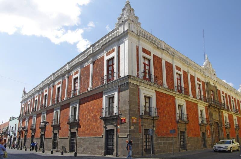 Download Puebla DE Zaragoza redactionele afbeelding. Afbeelding bestaande uit erfenis - 39104715