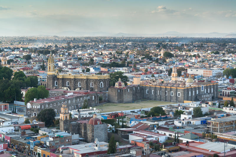 PUEBLA, MEKSYK zdjęcia stock