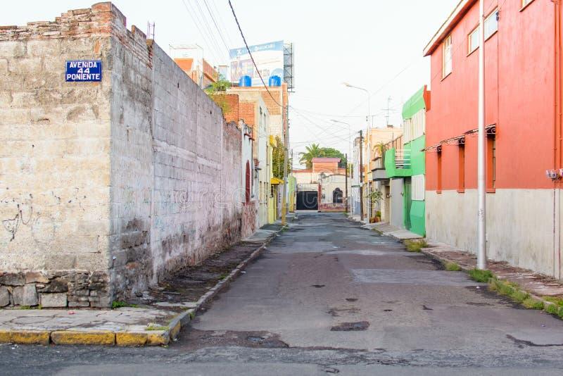 Puebla, Mexico royalty free stock photography