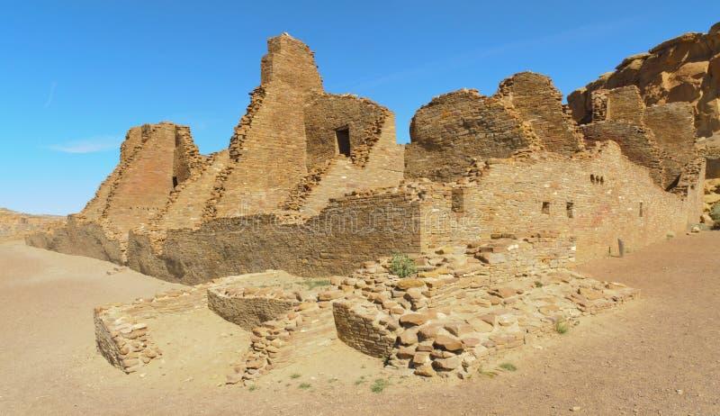 Download Pueblo Bonito ruins stock image. Image of native, heritage - 21619037