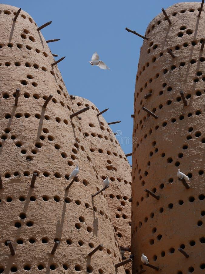 Pueblo cultural de Katara, Doha, Qatar fotos de archivo