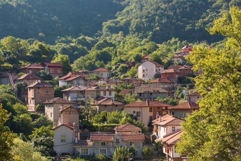 Pueblo de Bachkovo, Bulgaria fotos de archivo