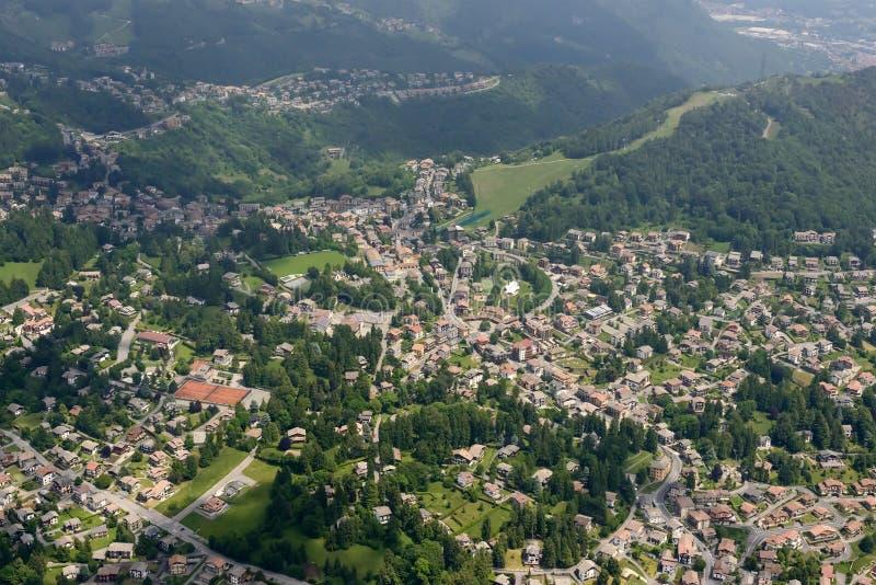 Pueblo de Selvino, Italia