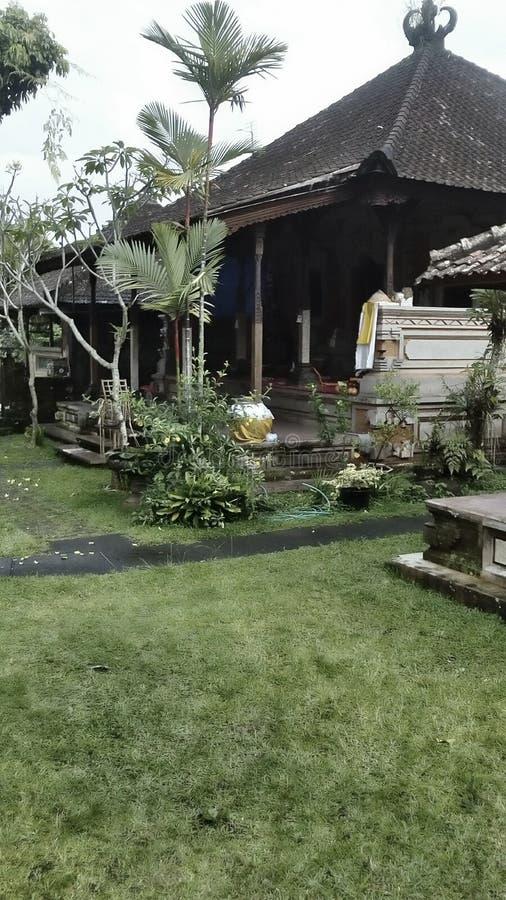 Pueblo de Ubud imágenes de archivo libres de regalías