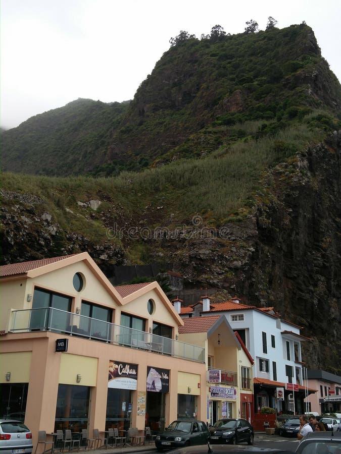 Pueblo de Vicente del sao fotos de archivo libres de regalías