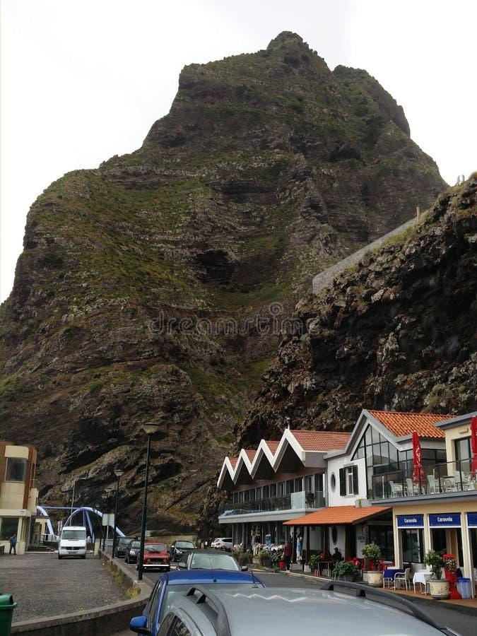 Pueblo de Vicente del sao imagen de archivo libre de regalías