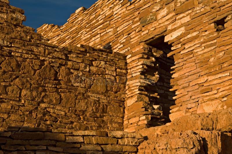 Pueblo de Wupatki image stock