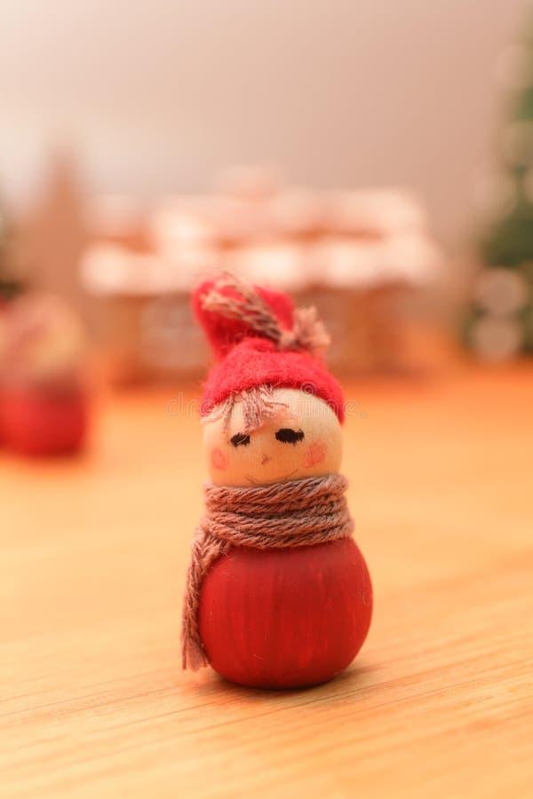 Pueblo del invierno imagen de archivo libre de regalías