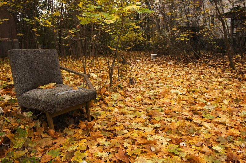 Pueblo fantasma. Pripyat fotografía de archivo