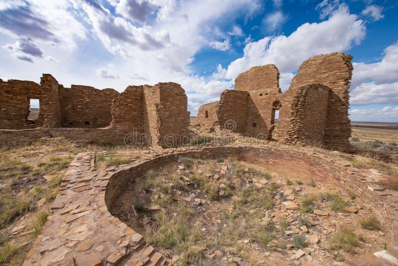 Pueblo Pintado, New México imagenes de archivo