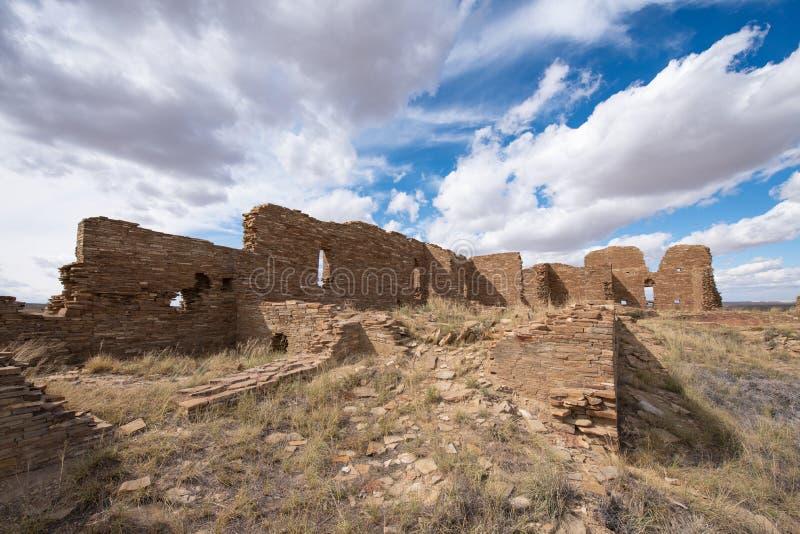 Pueblo Pintado, New México foto de archivo
