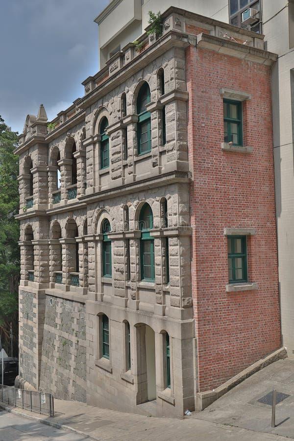 18 pueden 2019 el hospital mental viejo, HK fotos de archivo