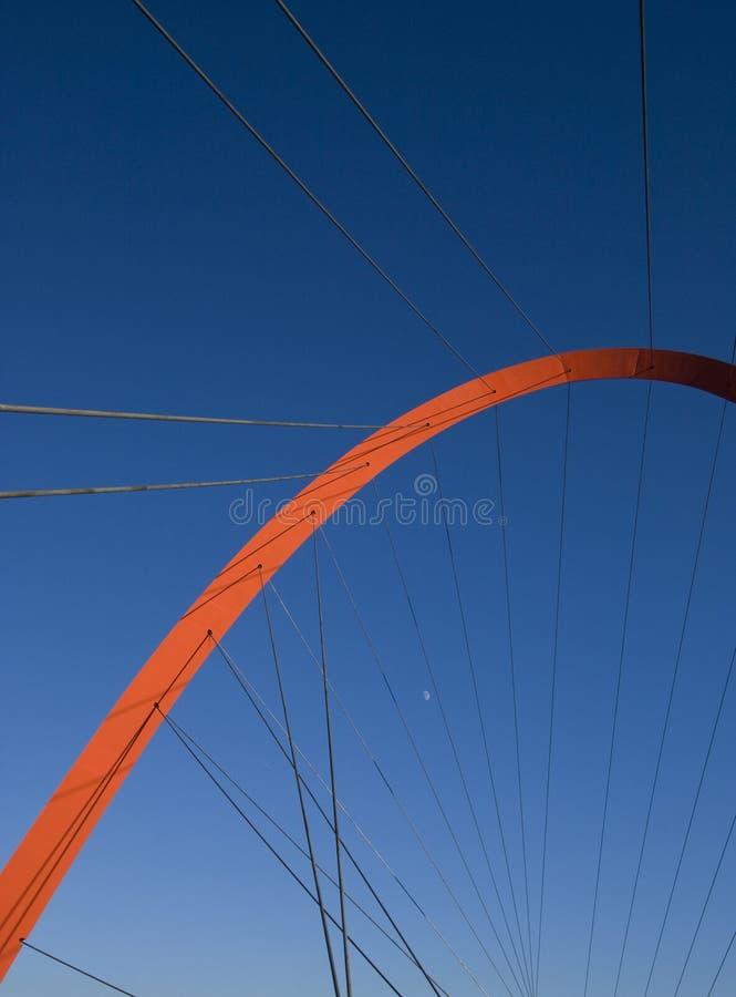 Puente 2 de Lingotto foto de archivo libre de regalías