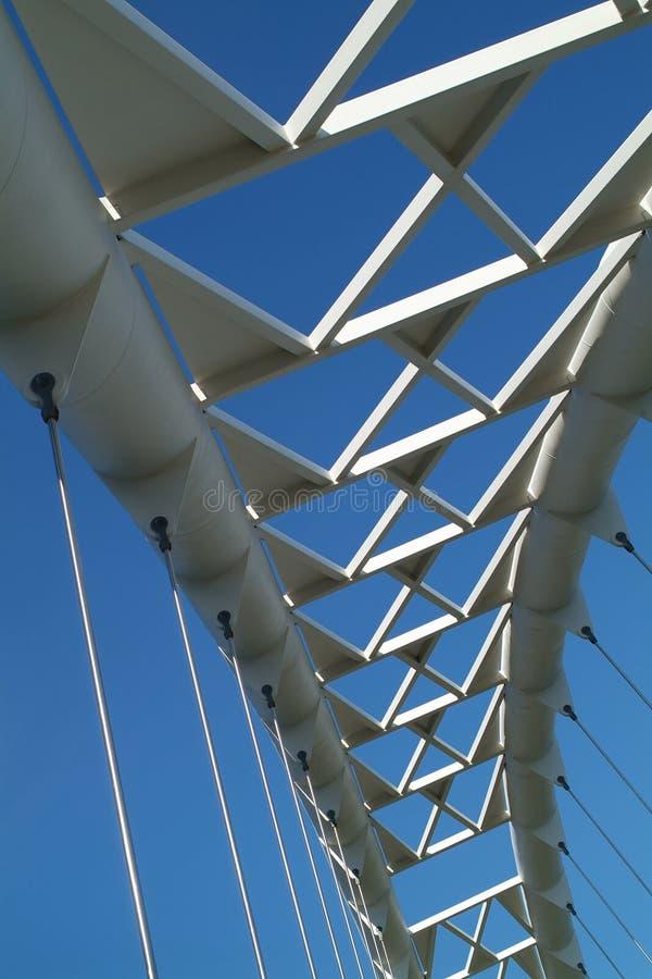 Puente 2 del cielo fotografía de archivo libre de regalías