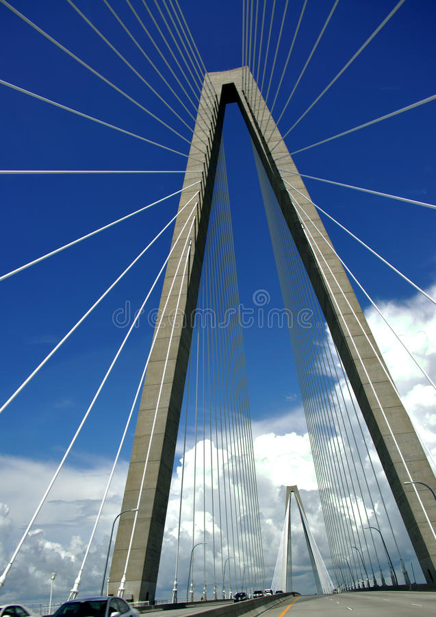 Puente 3 de Arturo Ravenel imagenes de archivo