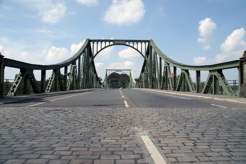 puente 3 del glienicke fotos de archivo