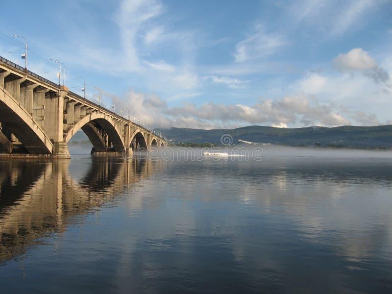 Puente. imagen de archivo libre de regalías