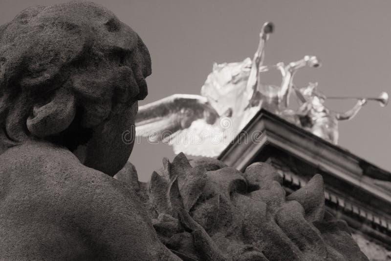 Puente de Alexander III foto de archivo libre de regalías