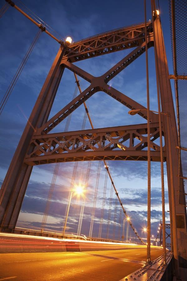 Puente de Anthony Wayne fotografía de archivo