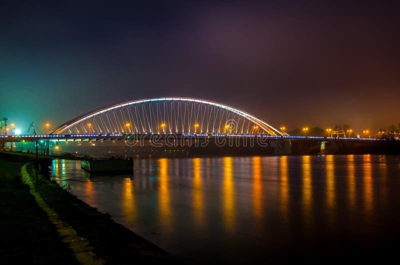 Puente de Apolo imagenes de archivo