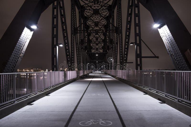 Puente de Big Four imagen de archivo