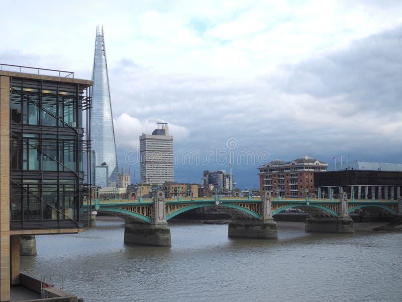 Puente de Blackwark foto de archivo