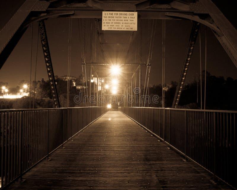 Puente de braguero histórico imagen de archivo libre de regalías
