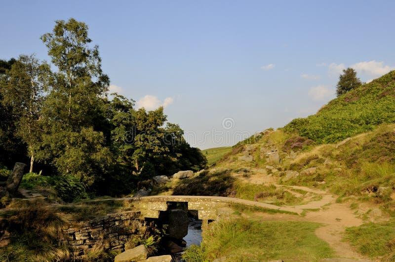 Puente de Brontë fotografía de archivo libre de regalías