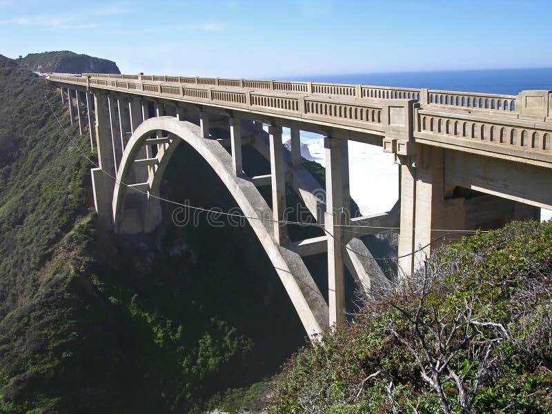 Puente de California imagenes de archivo