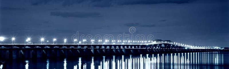 Puente de Champlain, Montreal imagen de archivo