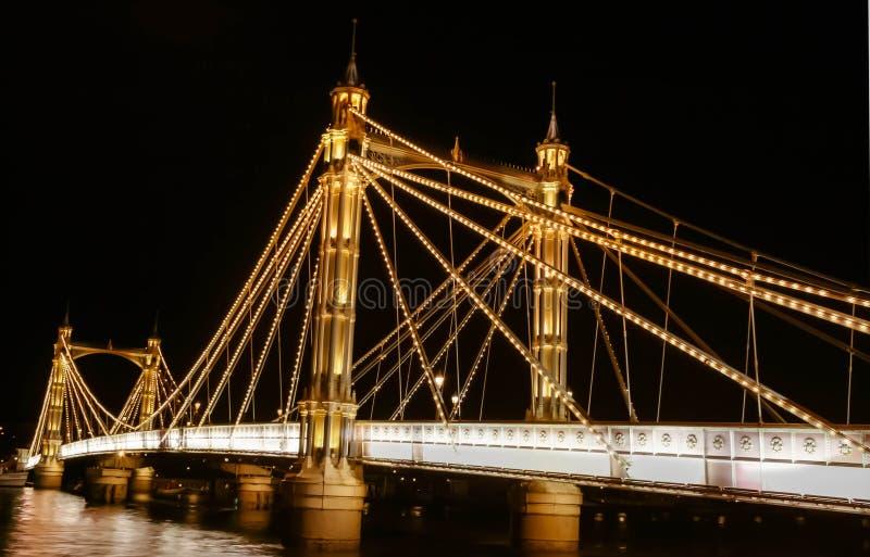 Puente de Chelsea fotografía de archivo