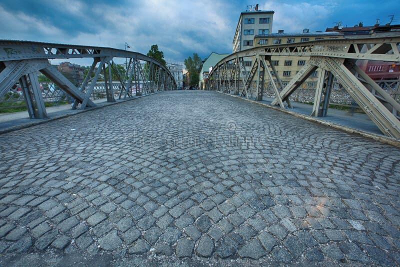 Puente de Eiffel fotos de archivo