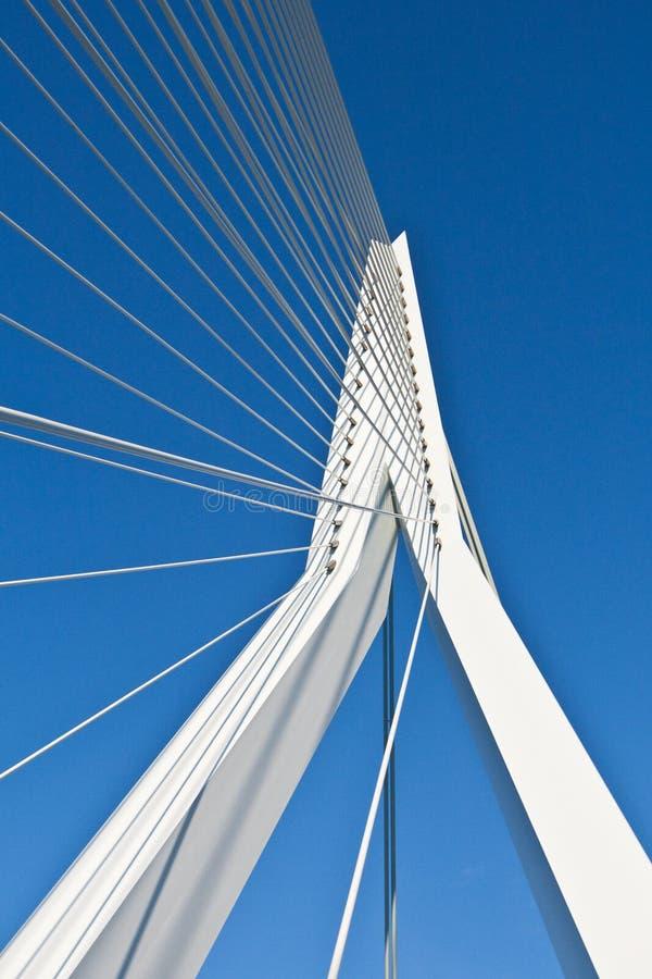 Puente de Erasmus imágenes de archivo libres de regalías