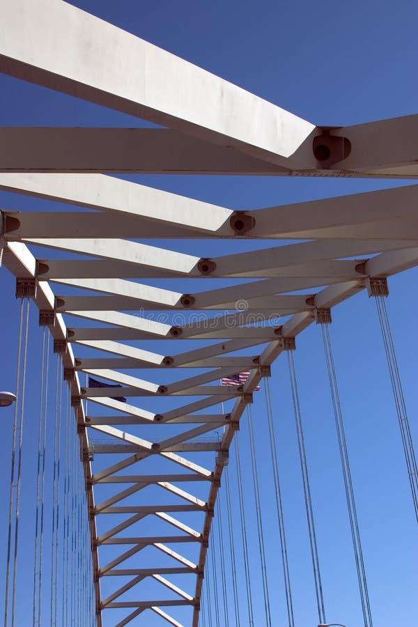 Puente de Fremont foto de archivo libre de regalías