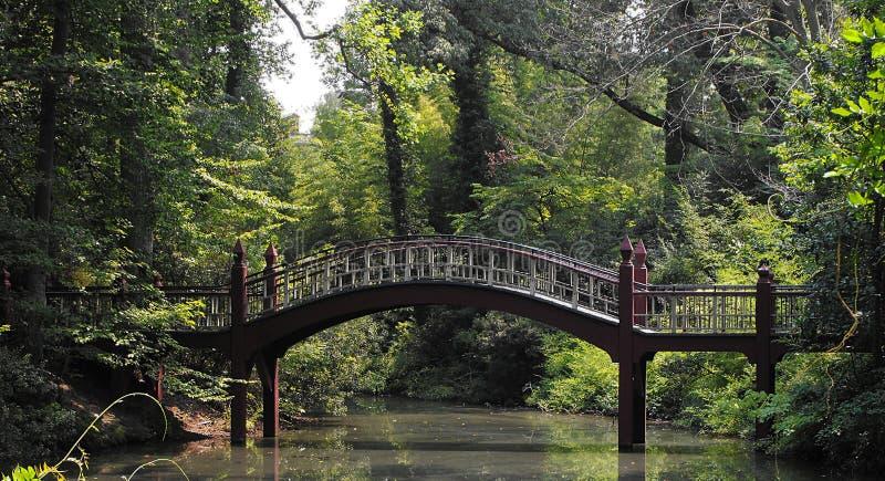 Puente de Guillermo y de Maria fotos de archivo