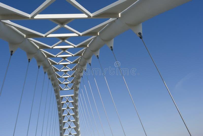 Puente de Humber imagen de archivo libre de regalías