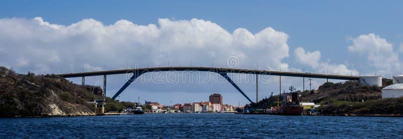 Puente de Juliianna imagenes de archivo