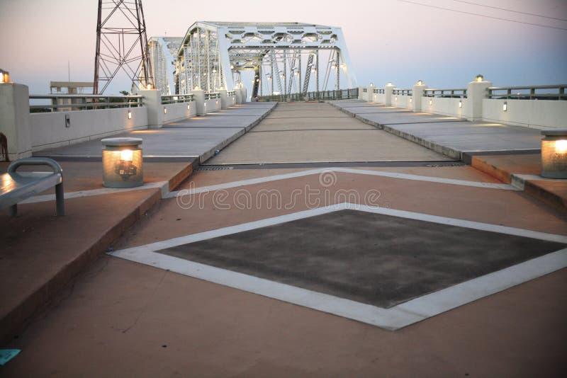 Puente de la calle de Shelby imágenes de archivo libres de regalías