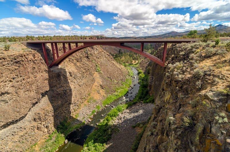 Puente de la carretera 97 foto de archivo