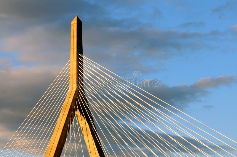 Puente de la colina de arcón imagenes de archivo