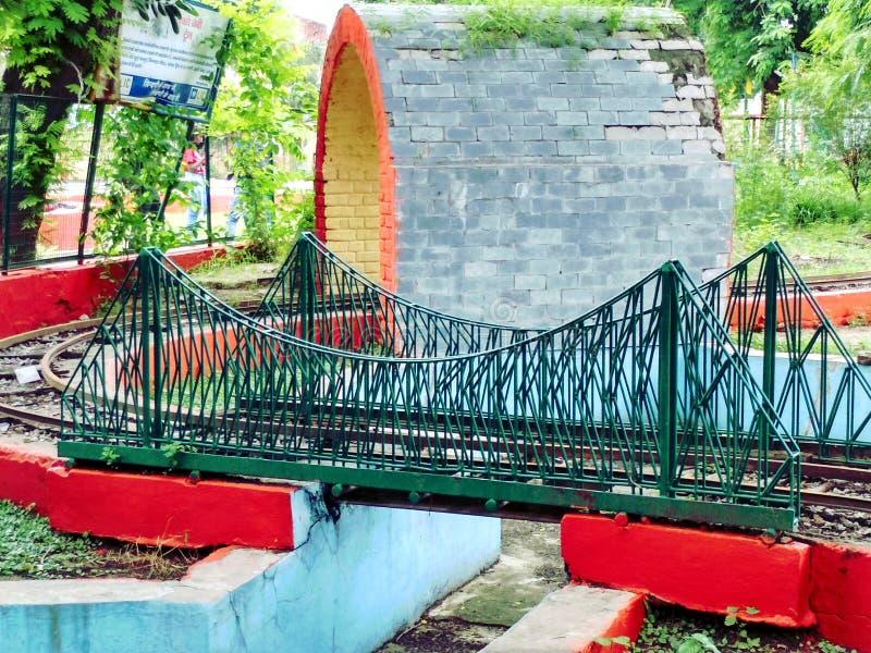 Puente de la diversión fotos de archivo